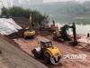 城西春景上路堡坎垮塌段预计4月中旬实现功能性通车
