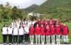 今日 泸州支援湖北55名白衣战士凯旋