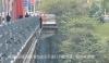 泸州:年轻女子欲跳桥 消防紧急救援