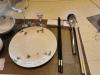 江阳区:预防疫情文明用餐 从使用公筷做起